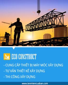 ECO CONSTRUCT